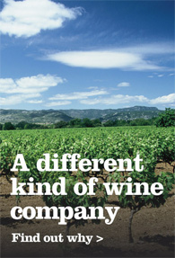 A different wine company